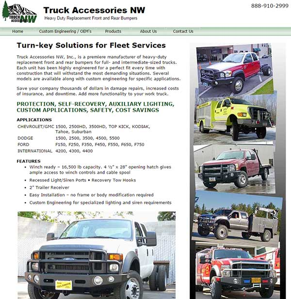 Truck Accessories NW