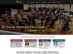 Mesabi Symphony Orchestra